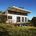 Ecotect-Architects – passive solar house