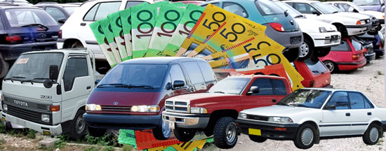 Cash For Car Wreckers Melbourne