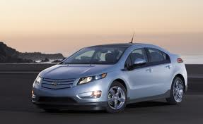 Chevrolet Volt – Electric Car