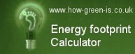 How-green-is: Energy footprint database