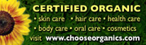 Choose Organics – Natural body care products, organic ingredients