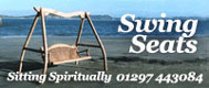 Sitting Spiritually – Bespoke Garden Furniture maker of garden swing seats