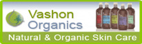 Vashon Organics Natural and Organic Personal Care Products