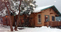 Landerland Straw Bale B&B Guesthouse New Mexico