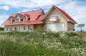 Green Planet Homes – Straw bale house