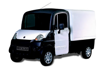 Mega – Electric Pick Up Van