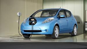 Nissan Leaf – Electric Car