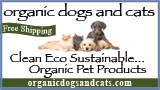 Organic Dogs and Cats.com – Organic Pet Products
