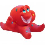 Lanco Toys natural rubber octopus